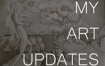My Art Update Seth Keller | 7/3/2020